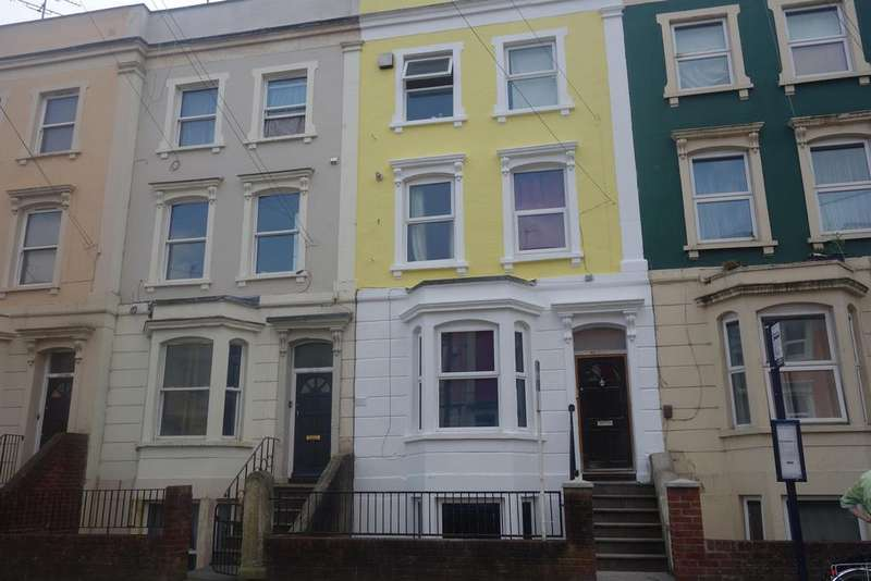1 Bedroom Flat for sale in City Road, Bristol, BS2 8YQ