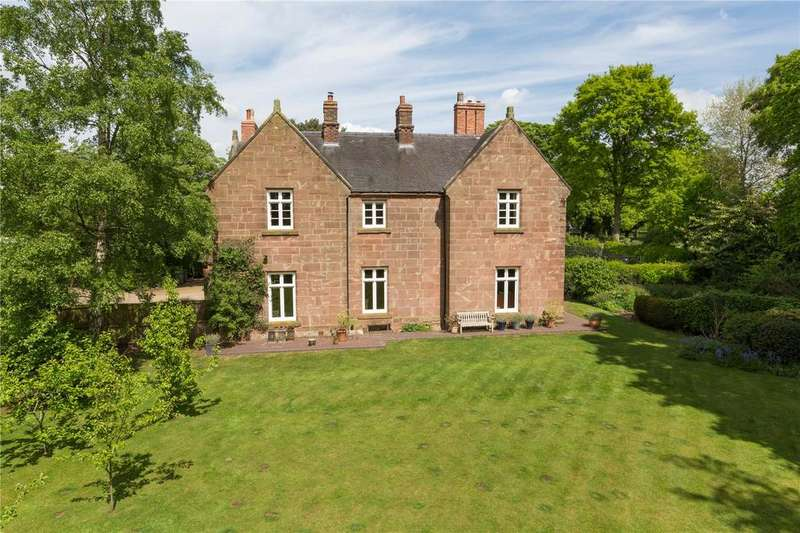 6 Bedrooms Detached House for sale in Buntingsdale Road, Market Drayton, Shropshire
