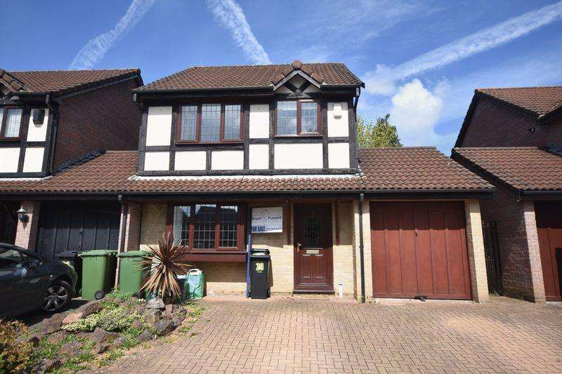 3 Bedrooms Detached House for sale in Palmers Close Barrs Court