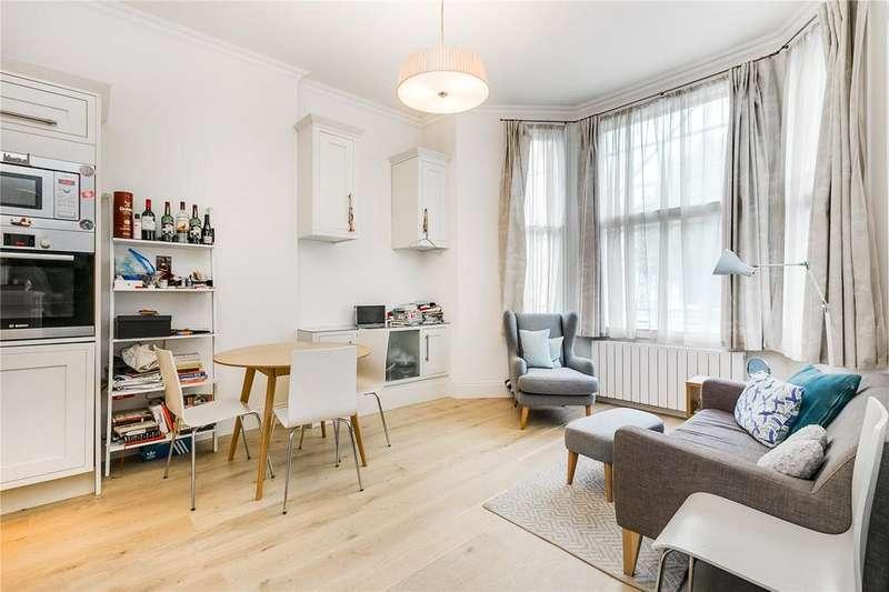 1 Bedroom Flat for sale in Earls Court Road, Kensington, London