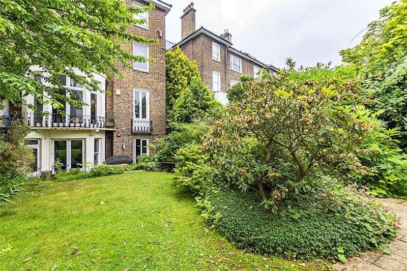 3 Bedrooms Flat for sale in Belsize Park, Belsize Park, London