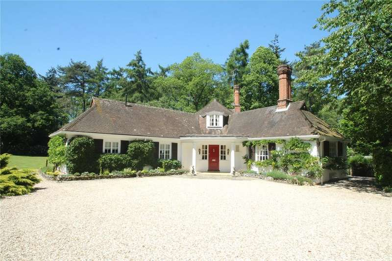 6 Bedrooms Detached House for sale in Aldworth Road, Upper Basildon, Reading