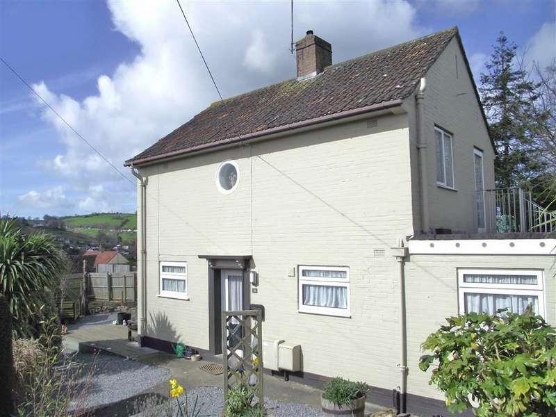 3 Bedrooms Detached House for sale in Higher Westonfields, Bridgetown, Totnes, Devon, TQ9
