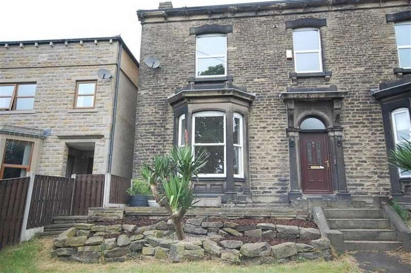 3 Bedrooms Semi Detached House for sale in Bunkers Lane, Staincliffe, Batley, WF17