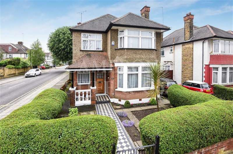 5 Bedrooms Detached House for sale in Anson Road, Willesden, London, NW2