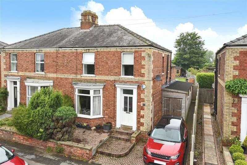 4 Bedrooms Semi Detached House for sale in Halton Road, Spilsby, PE23
