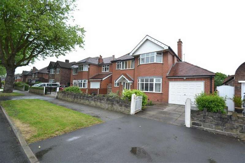 3 Bedrooms Detached House for sale in Winchester Road, Davyhulme, Urmston