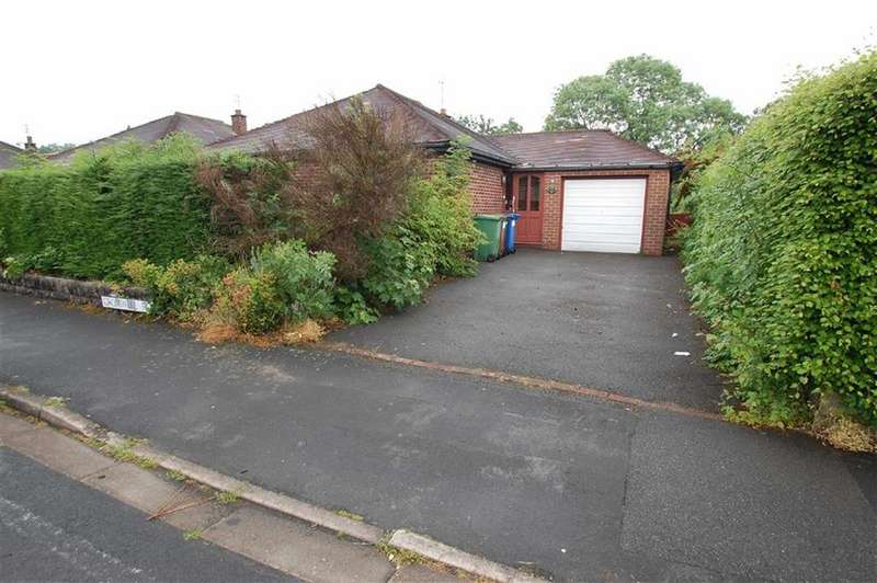 3 Bedrooms Detached Bungalow for sale in Cromwell Road, Bramhall, Cheshire