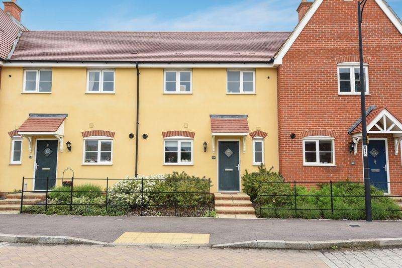 3 Bedrooms Terraced House for sale in Brooklands Avenue, Wixams