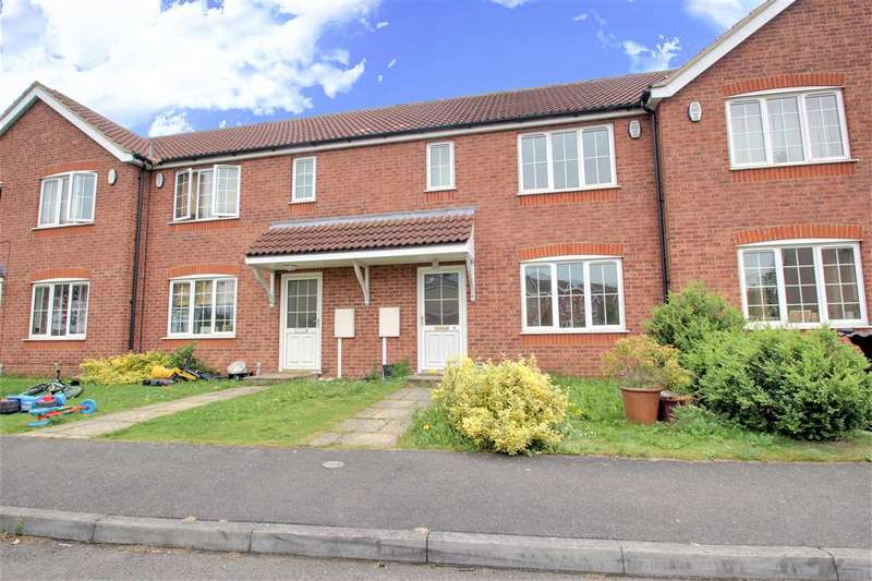 3 Bedrooms Terraced House for sale in The Eshings, Welton, Lincoln