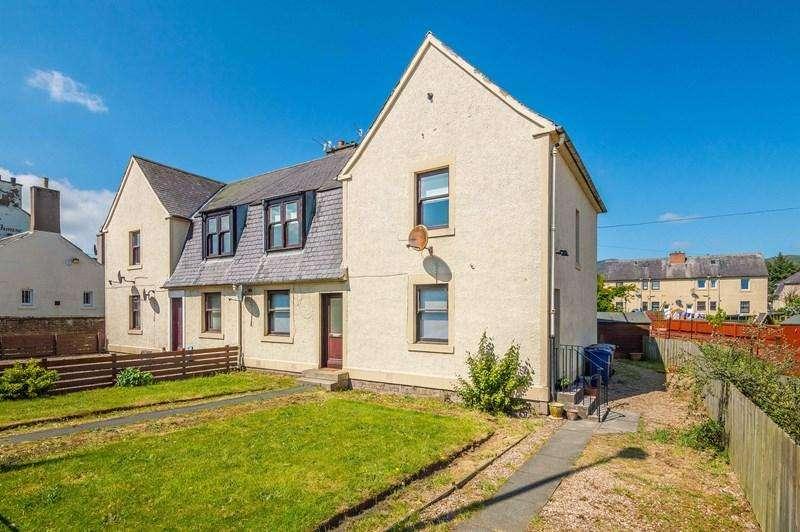 3 Bedrooms Property for sale in 144 John Street, Penicuik, Midlothian, EH26 8NJ
