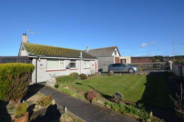 2 Bedrooms Detached Bungalow for sale in Sunset Gardens, Porthleven, Helston, Cornwall