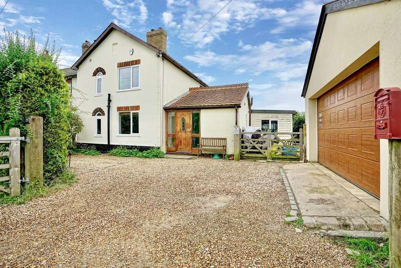 4 Bedrooms Cottage House for sale in The Heath, Gamlingay, Sandy
