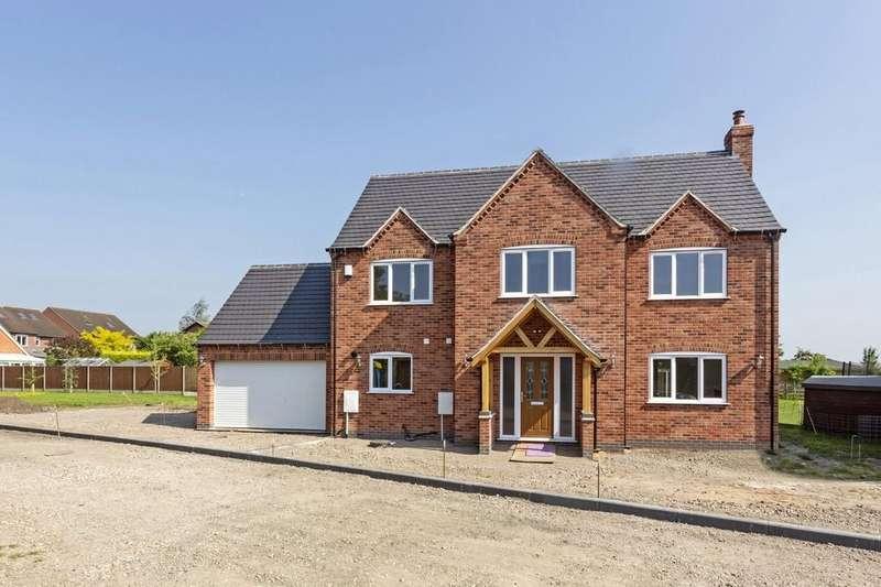 5 Bedrooms Detached House for sale in Barrington Court, Sutton Bonington