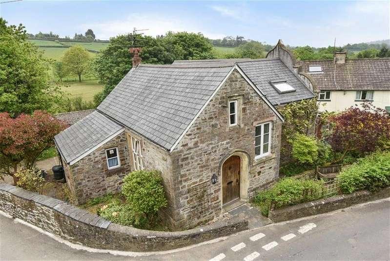 2 Bedrooms Detached House for sale in Oakford, Tiverton, Devon, EX16