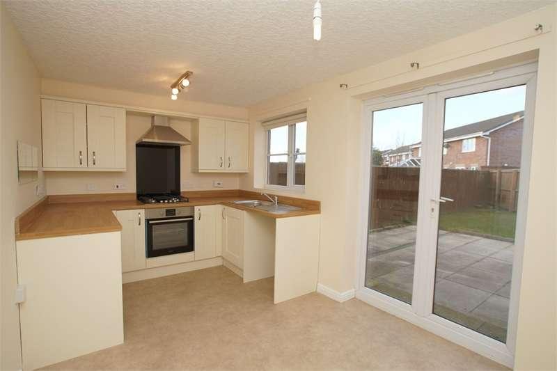 3 Bedrooms Semi Detached House for sale in CA1 3TE Moorside Drive, Carleton Grange, Carlisle, Cumbria