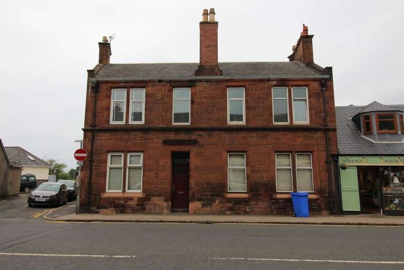 1 Bedroom Flat for sale in Main Street, Prestwick, KA9
