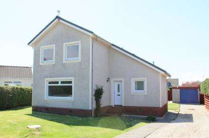 4 Bedrooms Detached House for sale in Glen Avenue, Largs