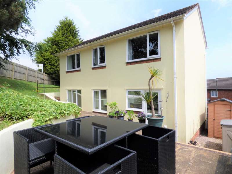 3 Bedrooms Detached House for sale in Falmouth Close, Torquay