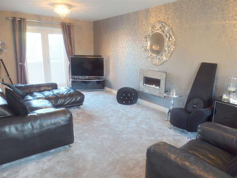 4 Bedrooms Detached House for sale in Alnwick Drive, Spennymoor