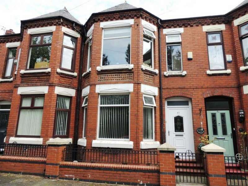 3 Bedrooms Terraced House for sale in Oxton Street, Delamere Park, Manchester