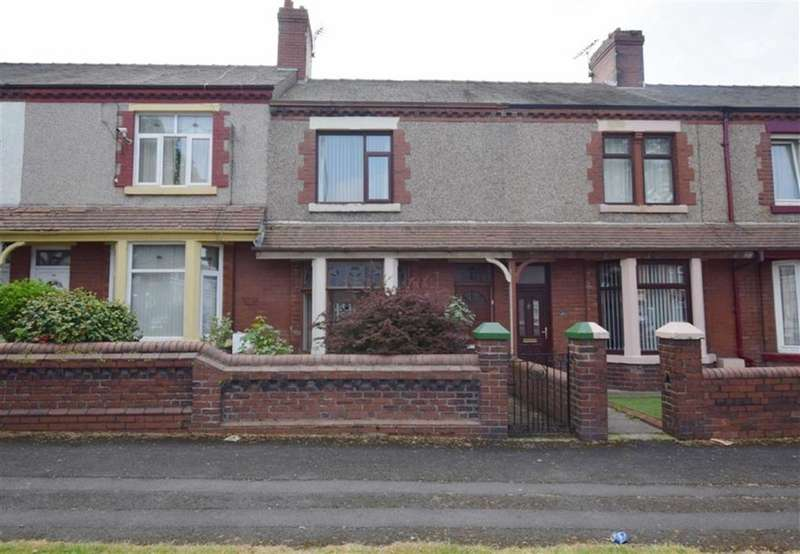 3 Bedrooms Terraced House for sale in Roose Road, Barrow-in-Furness, Cumbria
