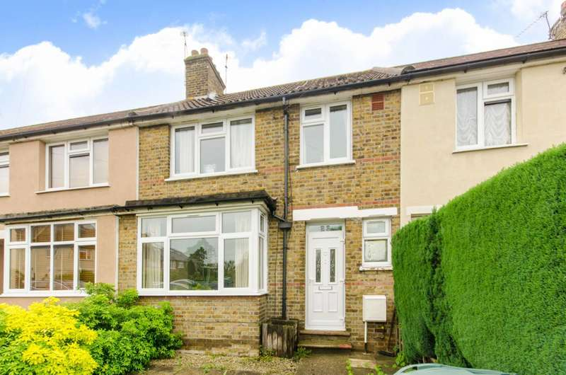 3 Bedrooms Semi Detached House for sale in Cooper Avenue, Walthamstow, E17