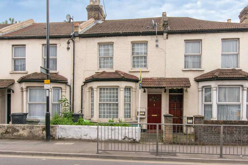3 Bedrooms End Of Terrace House for sale in Mitcham Road, Croydon, CR0