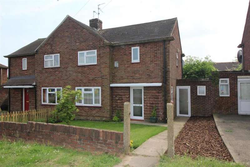 3 Bedrooms Semi Detached House for sale in Norman Road, Eastfield, Peterborough