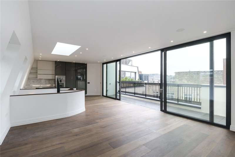 3 Bedrooms Flat for sale in Penthouse 1, 67 Tufton Street, London, SW1P