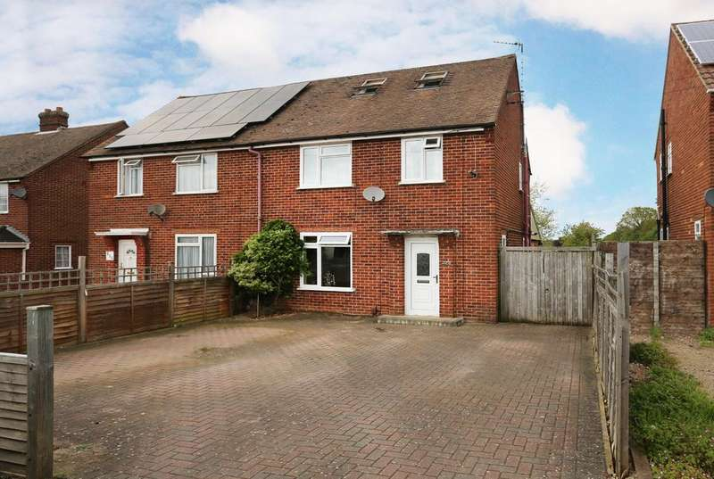 3 Bedrooms Semi Detached House for sale in Hartland Road, Reading, RG2 8DL
