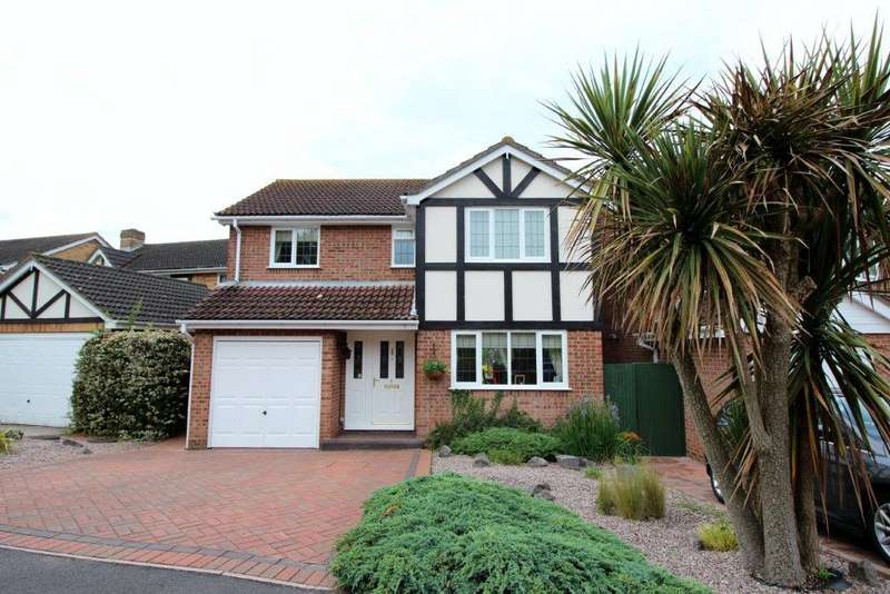 4 Bedrooms Detached House for sale in Cudworth Mead, Grange Park SO30