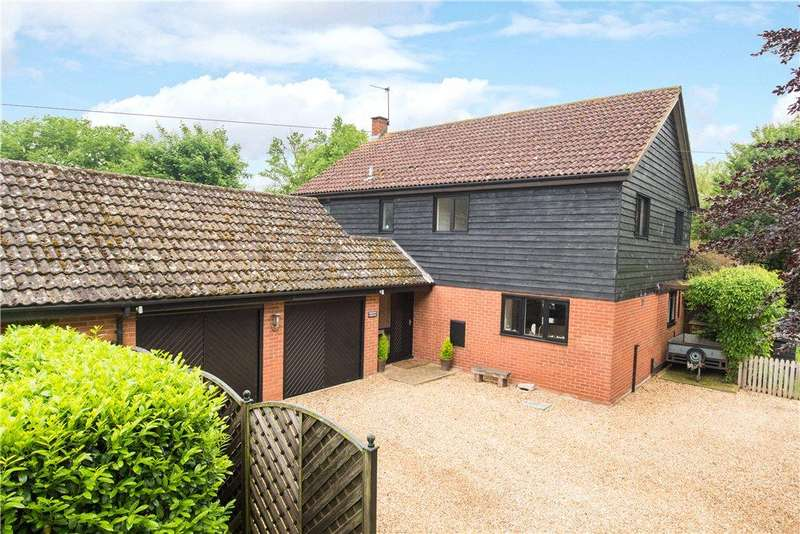 4 Bedrooms Detached House for sale in High Street, Lower Dean, Huntingdon, Bedfordshire