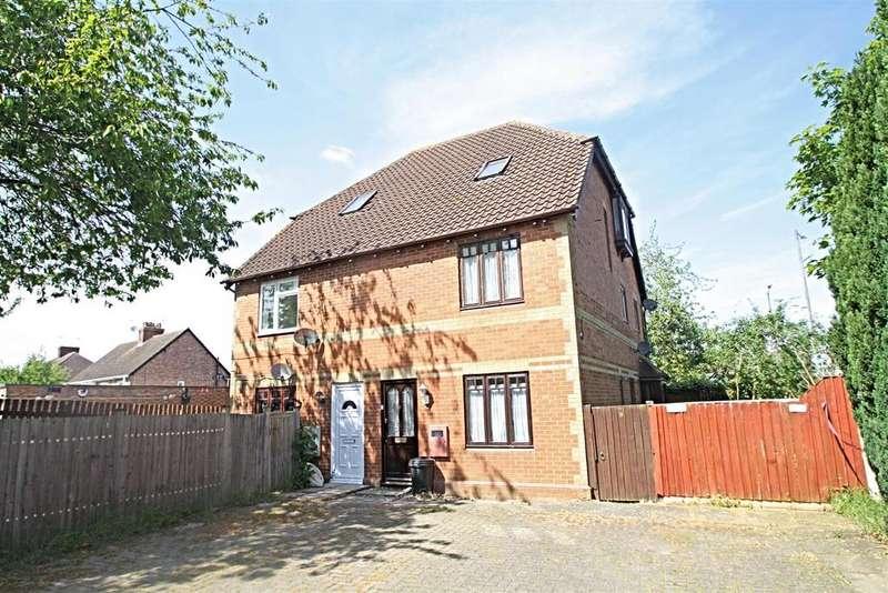 2 Bedrooms Maisonette Flat for sale in Appleby Heath, Bletchley, Milton Keynes