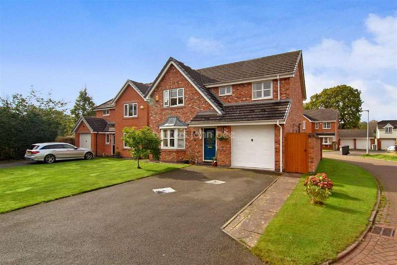 4 Bedrooms Detached House for sale in Ryedale Way