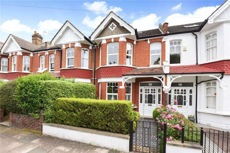 5 Bedrooms Terraced House for sale in Heythorp Street, Southfields, SW18