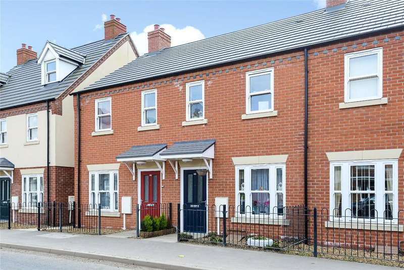2 Bedrooms End Of Terrace House for sale in Station Street, Holbeach, PE12