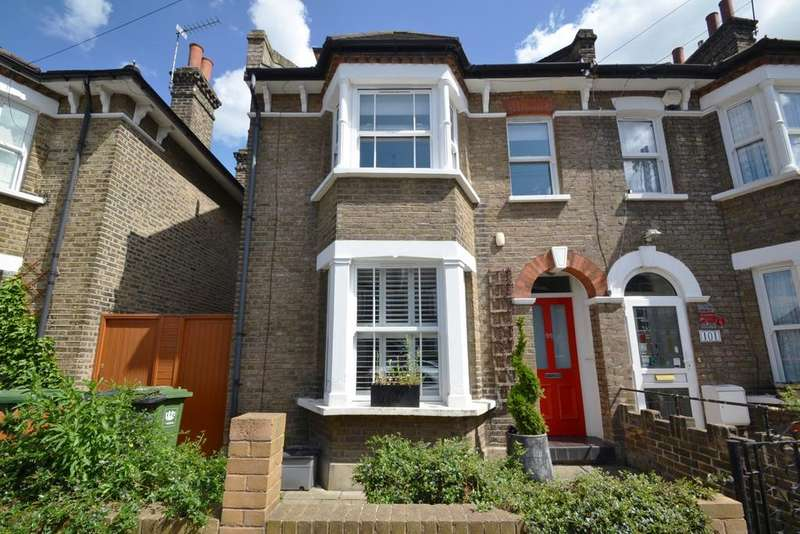 4 Bedrooms Semi Detached House for sale in Marsala Road Lewisham SE13