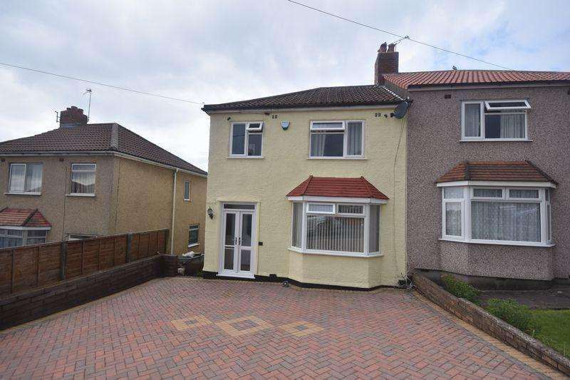 3 Bedrooms Semi Detached House for sale in Neville Road Kingswood