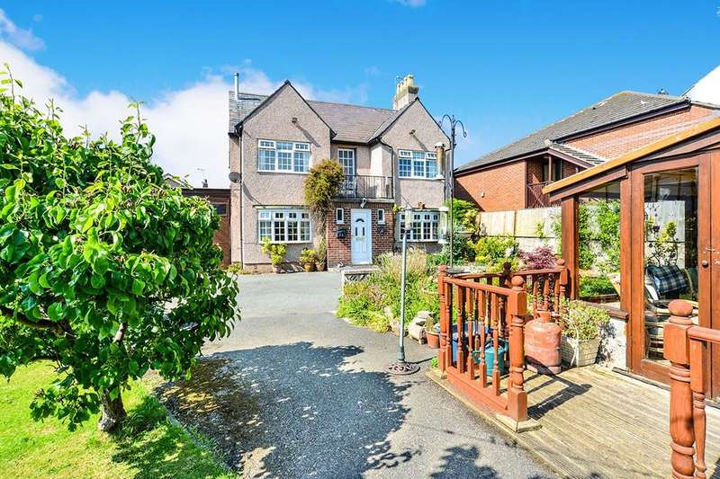4 Bedrooms Detached House for sale in Sandy Lane, Prestatyn, LL19