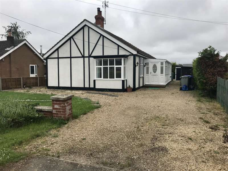 2 Bedrooms Bungalow for sale in Mill Lane, Butterwick, Boston
