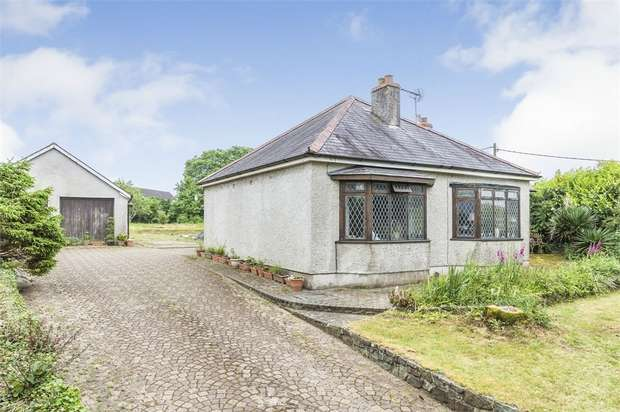 4 Bedrooms Detached Bungalow for sale in Holyland Road, Pembroke