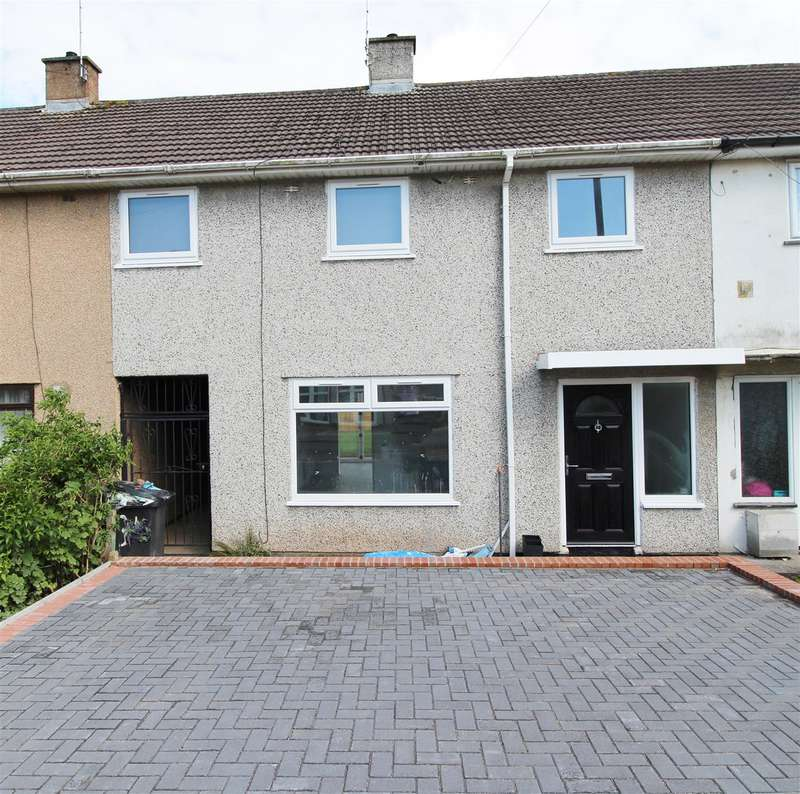 3 Bedrooms Terraced House for sale in Marmion Crescent, Bristol