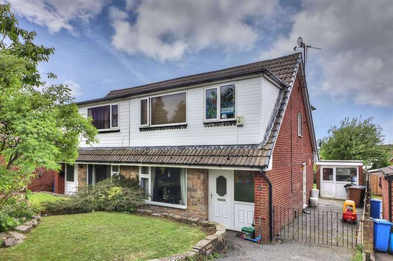 3 Bedrooms Semi Detached House for sale in Woodbank Road, Littleborough, OL15 0DR