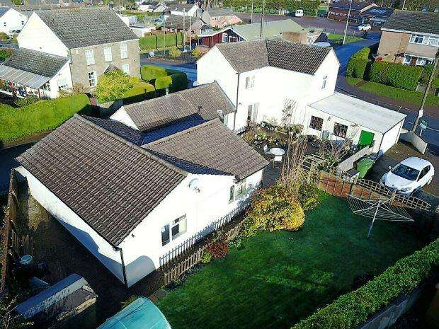 4 Bedrooms Detached House for sale in With Attached Bungalow, Five Acres, Coleford