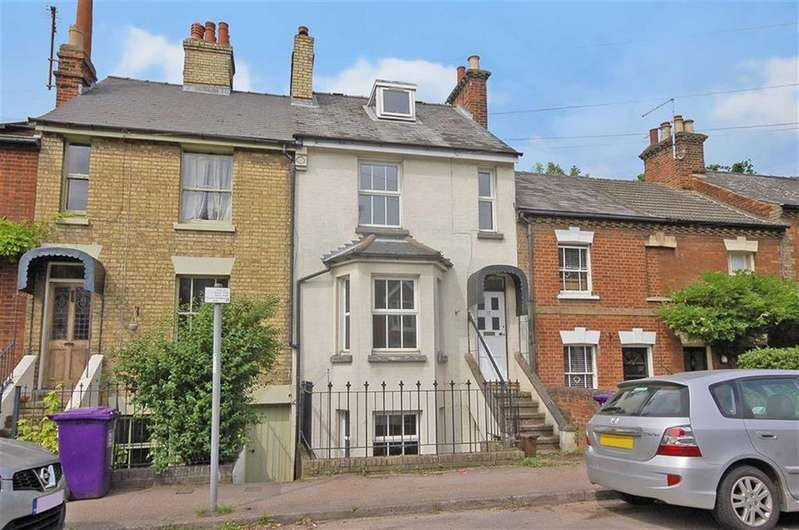 3 Bedrooms Town House for sale in Benslow Lane, Hitchin, Hertfordshire