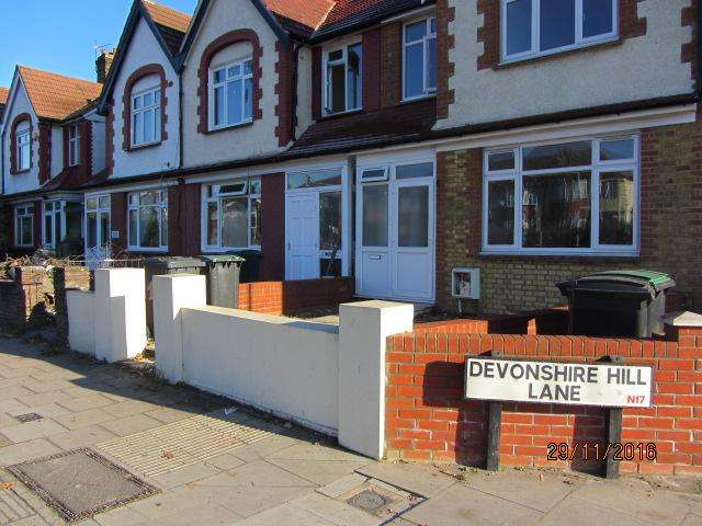 4 Bedrooms Terraced House for sale in Great Cambridge Road N17