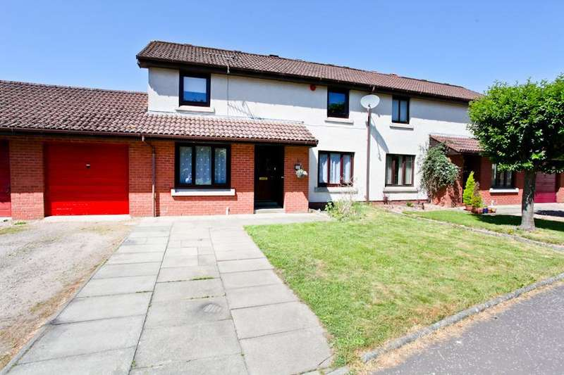 4 Bedrooms Semi Detached House for sale in The Henge, Glenrothes
