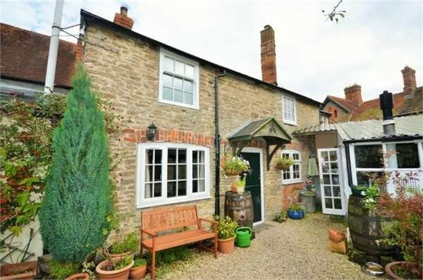 4 Bedrooms Semi Detached House for sale in High Street, Henstridge, Templecombe, Somerset