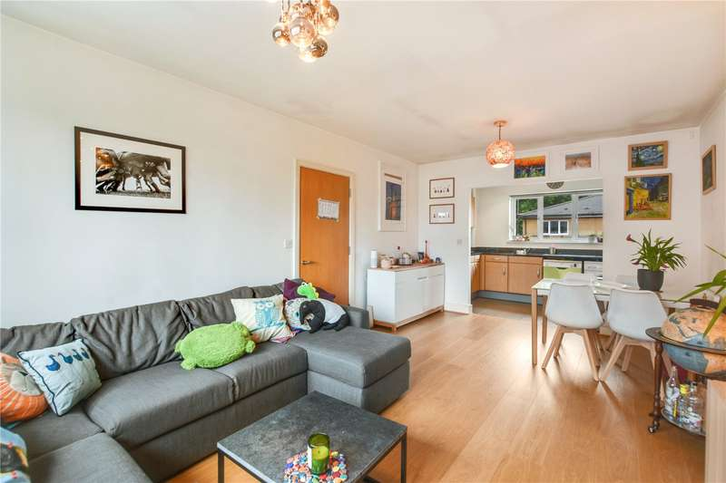1 Bedroom Flat for sale in Ebony House, Buckfast Street, London, E2